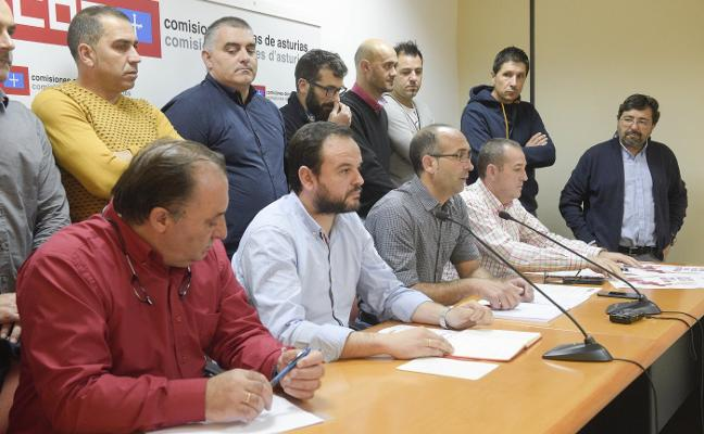 23.000 empleados del metal, llamados a la huelga en Asturias por una situación «indecente»