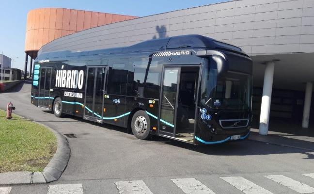 EMTUSA estrena autobús híbrido