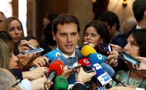 Albert Rivera urge un pacto estable por la energía para que la industria sea más competitiva