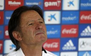 Anquela: «No voy a dudar nunca de mi equipo y voy a trabajar hasta el último minuto»