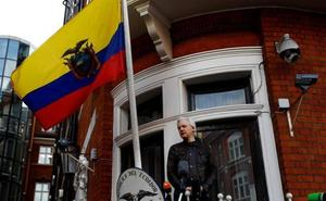 Assange demandará al gobierno de Ecuador por «violar sus derechos fundamentales»