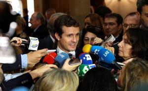 Pablo Casado aboga por una política energética «más responsable»