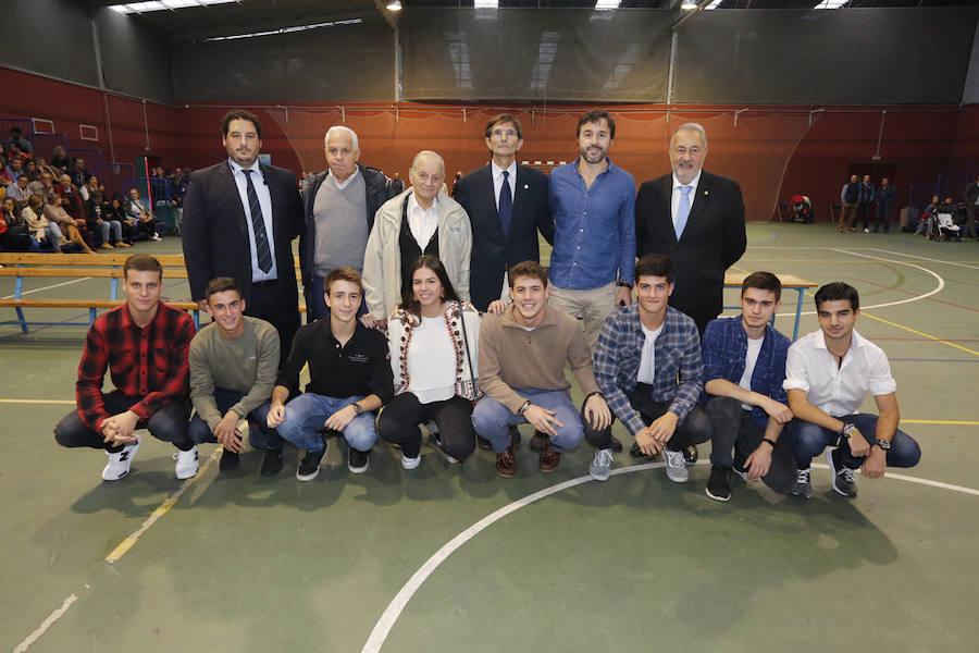 El deporte, protagonista en el colegio Inmaculada de Gijón