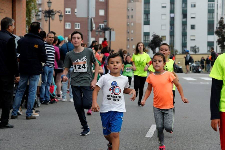 Oviedo corre para retar al Síndrome de Rett