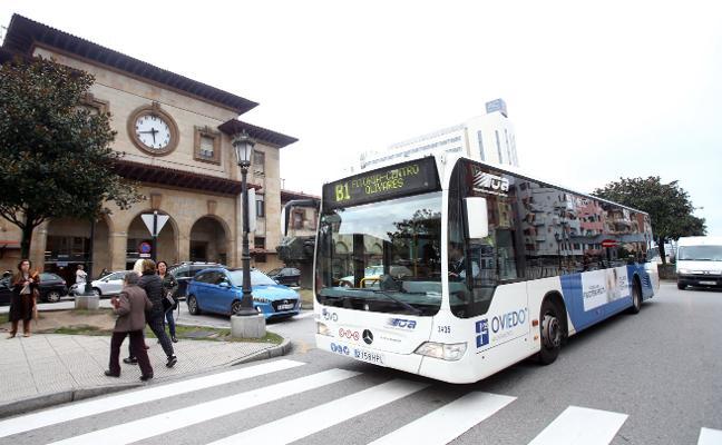 El Plan de Movilidad de Oviedo pretende renovar todas las líneas de autobús por «su distribución caótica»