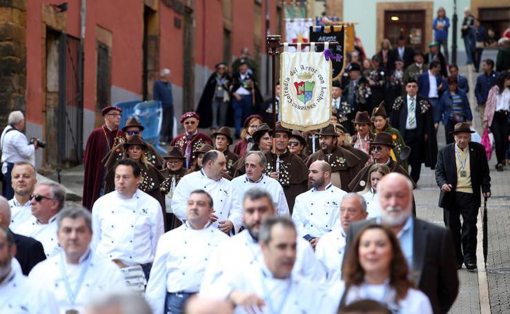 El Desarme se posiciona como promotor del turismo gastronómico de Oviedo