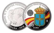 Un recuerdo en metálico de Asturias