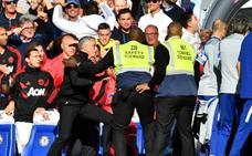 El show final de Mourinho en Stamford Bridge