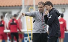 Arrasate cree que el Oviedo es un equipo «llamado a estar arriba»