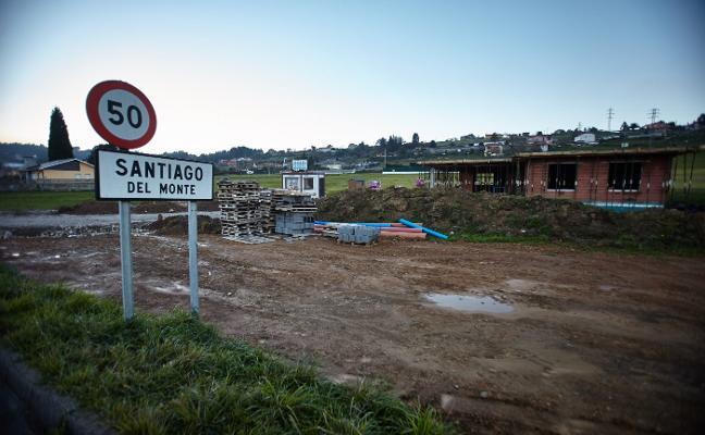 Las viviendas unifamiliares hacen repuntar la construcción en Castrillón