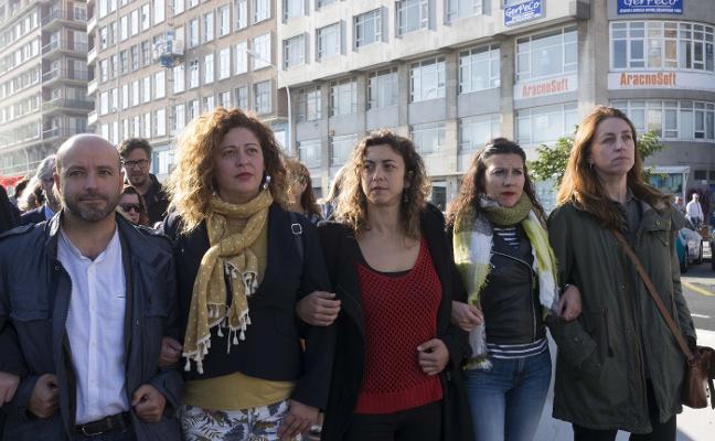 Podemos pide «firmeza» al Gobierno y que «paralice» el ERE de Alcoa