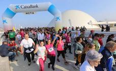 Quinientas personas caminan con LA VOZ DE AVILÉS y Cruz Roja en la tercera Marcha Familiar