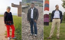 Lo que dicen los tres candidatos a encabezar la lista del PSOE en Gijón