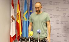 David Alonso quiere ser el candidato de Xixón Sí Puede a la Alcaldía gijonesa
