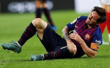 Sin Messi el Barça tendrá que ganar de otra forma