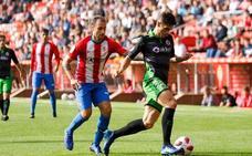 El Sporting B logra en El Molinón su primer triunfo como local (3-1)