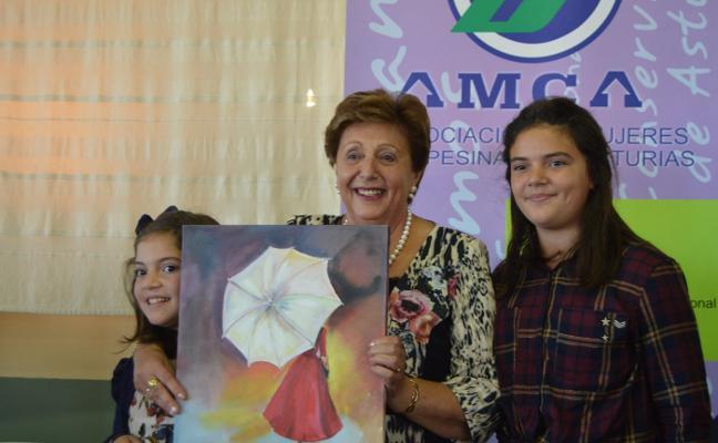 La Abuela Campesina del Año lo celebra con 260 mujeres