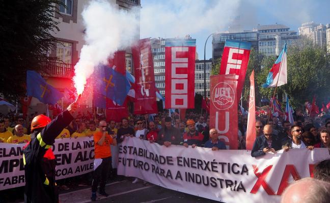 La industria asturiana perdió 9.200 puestos de trabajo en la última década