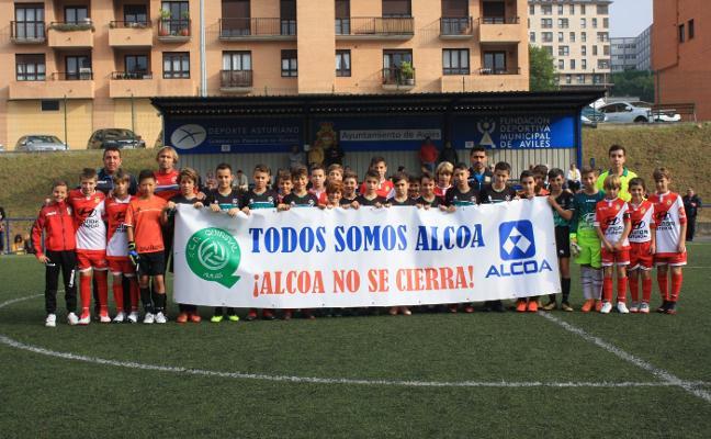 Solidaridad y rechazo absoluto al cierre de Alcoa