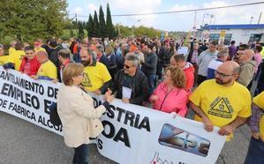 Monteserín: «Alcoa no se puede ir de rositas, debe cumplir su compromiso con la comarca»