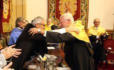 La Universidad de Oviedo concede su septuagesimo honoris causa al nefrólogo Carmine Zoccali