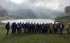 Las Cortes se comprometen en Picos con la defensa de su conservación y habitantes