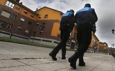 Dos detenidos en Oviedo este fin de semana por traficar de drogas en La Tenderina