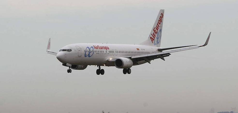 Air Europa quiere empezar a volar a Madrid en diciembre