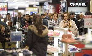 La campaña de Navidad creará 8.700 empleos en Asturias