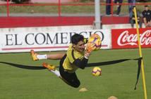 El Sporting vuelve a los entrenamientos en Mareo