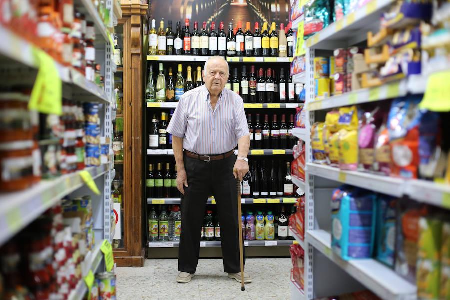 Supermercado Rubio, Leymar, El Pañol, Proun y Favila, premios Ucayc