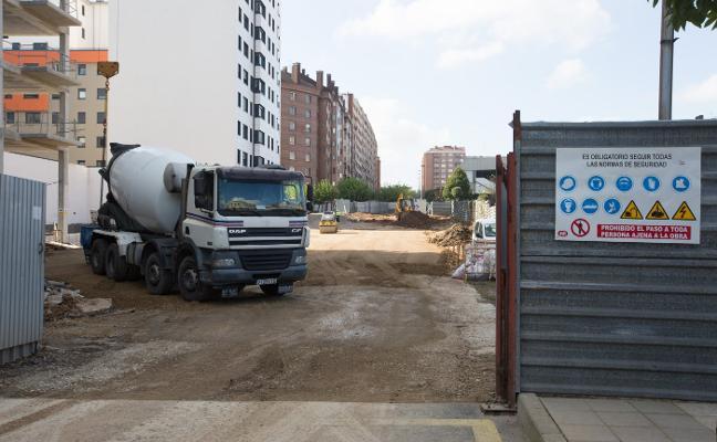 Comienza la construcción de la calle que unirá Orejas Sierra con Juan Ochoa