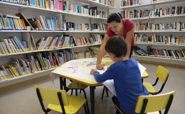La biblioteca rural que forja lectores
