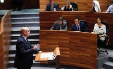 Leal pide la dimision de Fernández: «Asturias está en la UVI, por tierra, mar y aire»