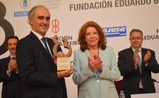 Jorge Cosmen, distinguido con el premio Figura de Prestigio