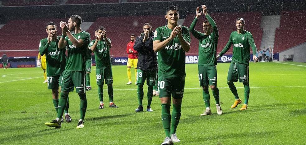 Los abonados del Sporting tendrán entrada libre en el partido de Copa ante el Eibar