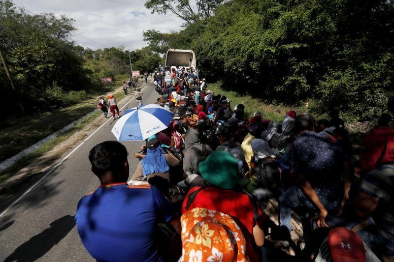 Crisis migratoria en la frontera de Estados Unidos