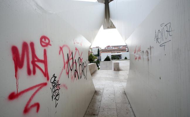 Pintadas en el Calatrava
