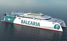 Balearia construirá en Gijón el primer catamarán de alta velocidad del mundo propulsado por motores a gas