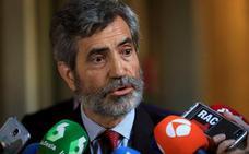 El presidente del Supremo pide perdón por la crisis de las hipotecas: «No lo hemos gestionado bien»