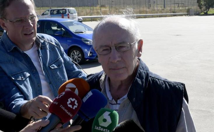 Rodrigo Rato ingresa en la prisión de Soto del Real