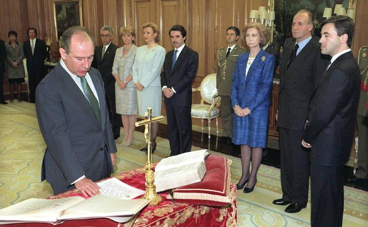 Rodrigo Rato, el hombre que pudo ser presidente