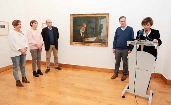 Menéndez Pidal y su retrato escondido