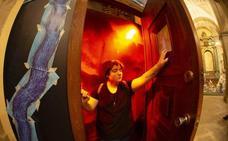 El universo 'Stranger Things' se instala en Gijón