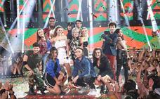 'OT 2018': Los concursantes cantan 'Somos' por primera vez