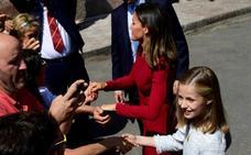 La Princesa de Asturias leerá la Constitución en su primera intervención pública el día de su cumpleaños