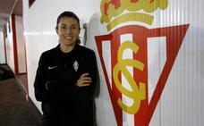 Sporting | Saray: «No bajar los brazos va incluido en el ADN sportinguista»