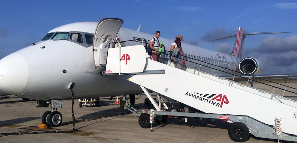 El concurso de promoción de vuelos nacionales desde Asturias a Madrid y Barcelona queda desierto