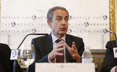 Zapatero arremete contra Casado por decir que Sánchez es partícipe de un golpe de Estado