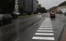 La avenida de El Campón en Salinas, la calle con más accidentes de tráfico al año